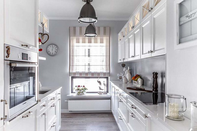Đừng ngại nhà bếp nhỏ mà bỏ qua những chiếc đèn trang trí siêu xinh dưới đây