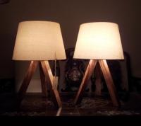 Đèn ngủ gỗ